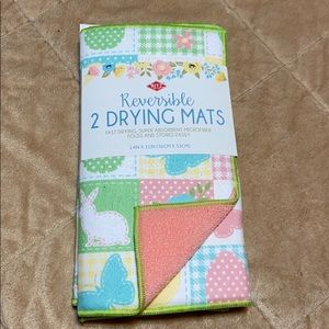 Ritz Reversible 2 pkg drying Mats